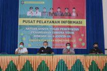 Press Release Tim Humas Covid-19 Kab OKU per Tanggal 24 April 2020
