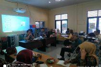 Rapat Pembahasan Kegiatan Pengelolaan Arsip Dan Perubahan Struktur Organisasi Diskominfo Kab. OKU.
