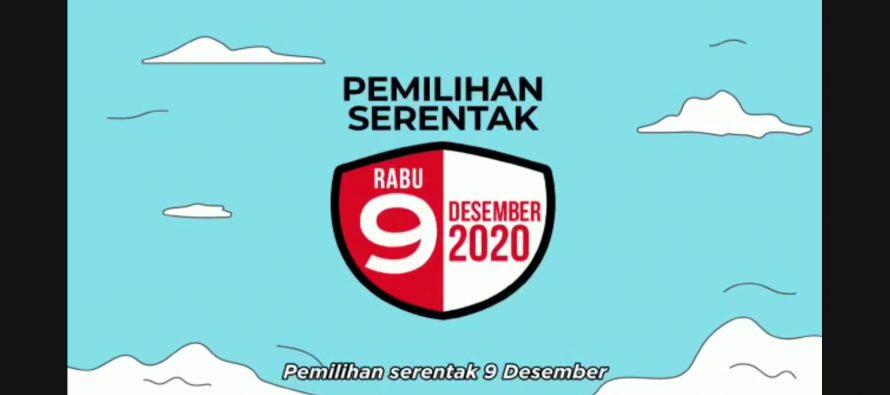 Pemilihan Serentak 9 Desember 2020, Ayo ke TPS!!!